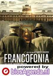 Francofonia poster, © 2015 Contact Film