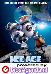 Ice Age: Collision Course poster, © 2016 20th Century Fox