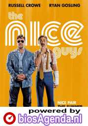 The Nice Guys poster, © 2016 Independent Films