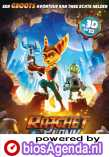 Ratchet and Clank poster, © 2016 Entertainment One Benelux