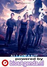 The Divergent Series: Allegiant poster, © 2016 Independent Films