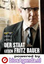 Der Staat gegen Fritz Bauer poster, © 2015 Cinéart