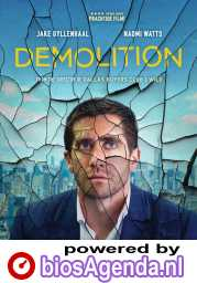 Demolition poster, © 2015 Remain in Light