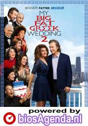 My Big Fat Greek Wedding 2 poster, © 2016 Entertainment One Benelux