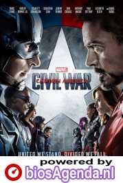 Captain America: Civil War poster, © 2016 Walt Disney Pictures
