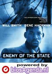 Enemy of the State poster, copyright in handen van productiestudio en/of distributeur