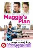 Maggie's Plan poster, © 2015 Imagine