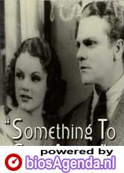 Poster 'Something to Sing About' (c) 1937
