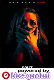 Don't Breathe poster, © 2016 Universal Pictures International