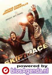 Skiptrace poster, © 2015 Dutch FilmWorks