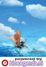 Vaiana poster, © 2016 Walt Disney Pictures