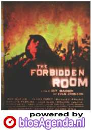 The Forbidden Room poster, © 2015 Eye Film Instituut