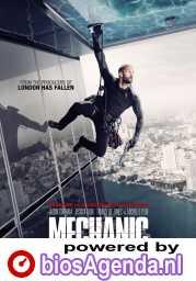 Mechanic: Resurrection poster, © 2016 Dutch FilmWorks