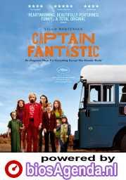 Captain Fantastic poster, © 2015 Cinéart