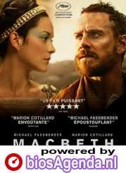 Macbeth poster, copyright in handen van productiestudio en/of distributeur