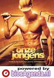 Onze Jongens poster, © 2016 Entertainment One Benelux