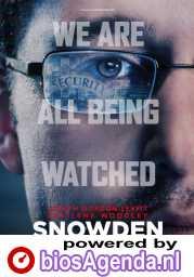 Snowden poster, © 2015 Independent Films