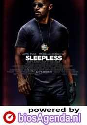 Sleepless poster, © 2017 Splendid Film