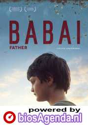 Babai poster, copyright in handen van productiestudio en/of distributeur