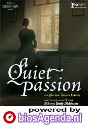 A Quiet Passion poster, © 2016 Contact Film