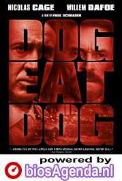 Dog Eat Dog poster, copyright in handen van productiestudio en/of distributeur