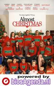 Almost Christmas poster, copyright in handen van productiestudio en/of distributeur