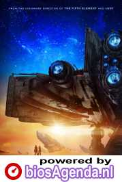 Valerian and the City of a Thousand Planets poster, © 2017 Independent Films