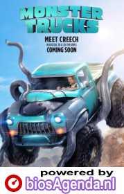 Monster Trucks poster, © 2017 Universal Pictures International