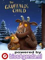 The Gruffalo's Child poster, copyright in handen van productiestudio en/of distributeur