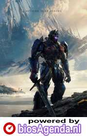 Transformers: The Last Knight poster, © 2017 Universal Pictures International