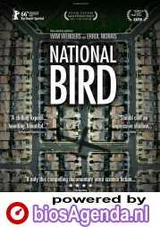 National Bird poster, copyright in handen van productiestudio en/of distributeur