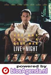 Live by Night poster, © 2016 Warner Bros.