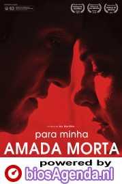 Para Minha Amada Morta poster, © 2015 Contact Film
