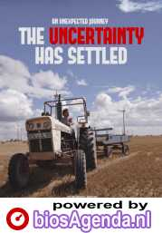The Uncertainty Has Settled poster, copyright in handen van productiestudio en/of distributeur