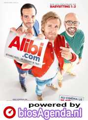 Alibi.com poster, copyright in handen van productiestudio en/of distributeur