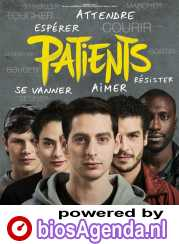 Patients poster, copyright in handen van productiestudio en/of distributeur
