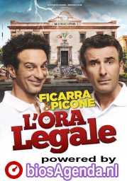 L'ora legale poster, copyright in handen van productiestudio en/of distributeur