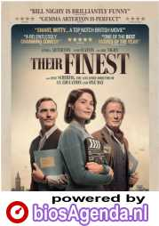 Their Finest poster, © 2016 The Searchers