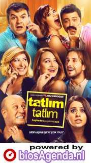 Tatlim Tatlim poster, copyright in handen van productiestudio en/of distributeur