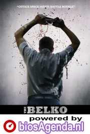 The Belko Experiment poster, copyright in handen van productiestudio en/of distributeur