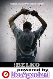 The Belko Experiment poster, copyright in handen van productiestudio en/of distributeur