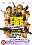 Free Fire poster, © 2016 Splendid Film