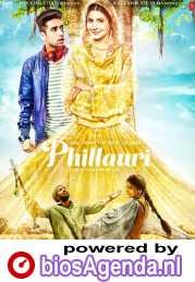 Phillauri poster, copyright in handen van productiestudio en/of distributeur