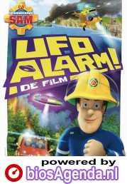 Fireman Sam: Alien Alert! The Movie poster, © 2016 Just Film Distribution