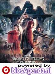 Warrior's Gate poster, © 2016 Independent Films