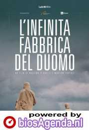 L'infinita fabbrica del Duomo poster, copyright in handen van productiestudio en/of distributeur