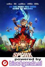 Spark: A Space Tail poster, copyright in handen van productiestudio en/of distributeur