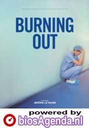Burning Out poster, copyright in handen van productiestudio en/of distributeur