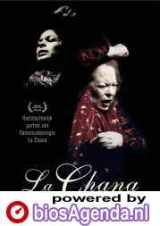 La Chana poster, © 2016 Cherry Pickers