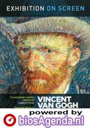 EOS: Van Gogh: A New Way of Seeing poster, copyright in handen van productiestudio en/of distributeur